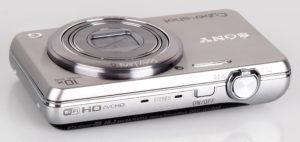 Sony Cybershot DSC WX200