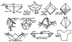 how to make paper boat