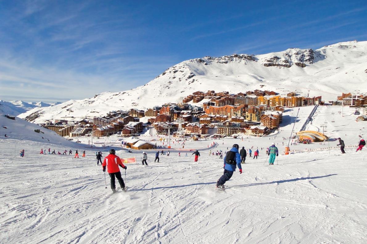 Ski Chalets