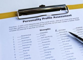 Personality Test for Employment