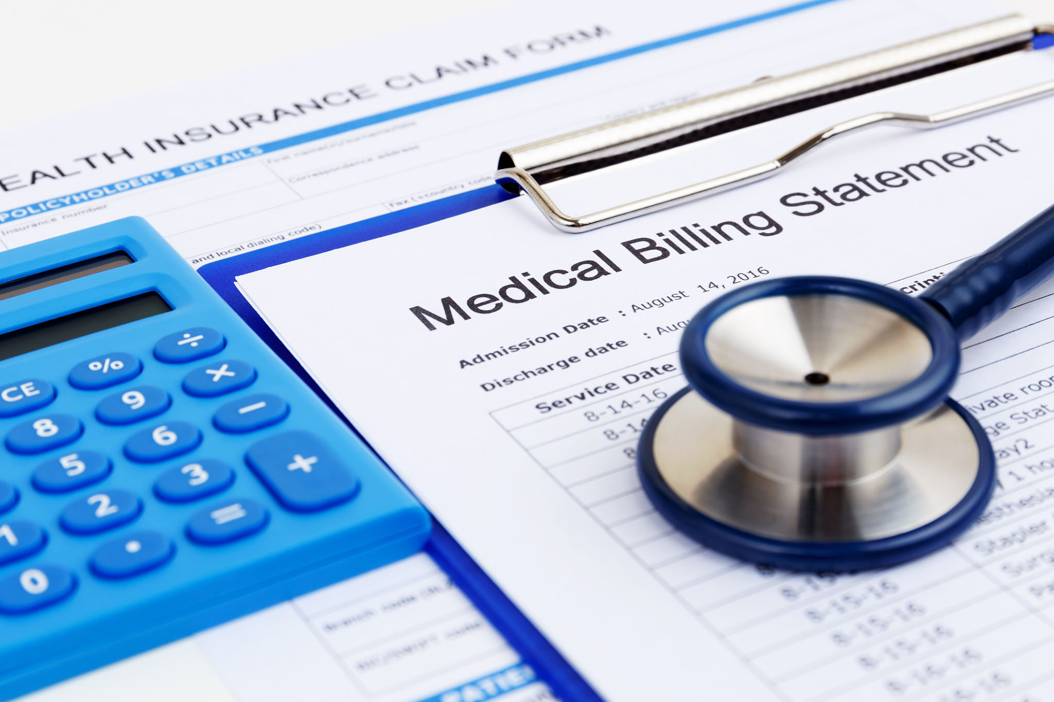medical billing and collection company