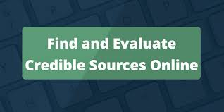 Things Students Should Know About Evaluating News Sources