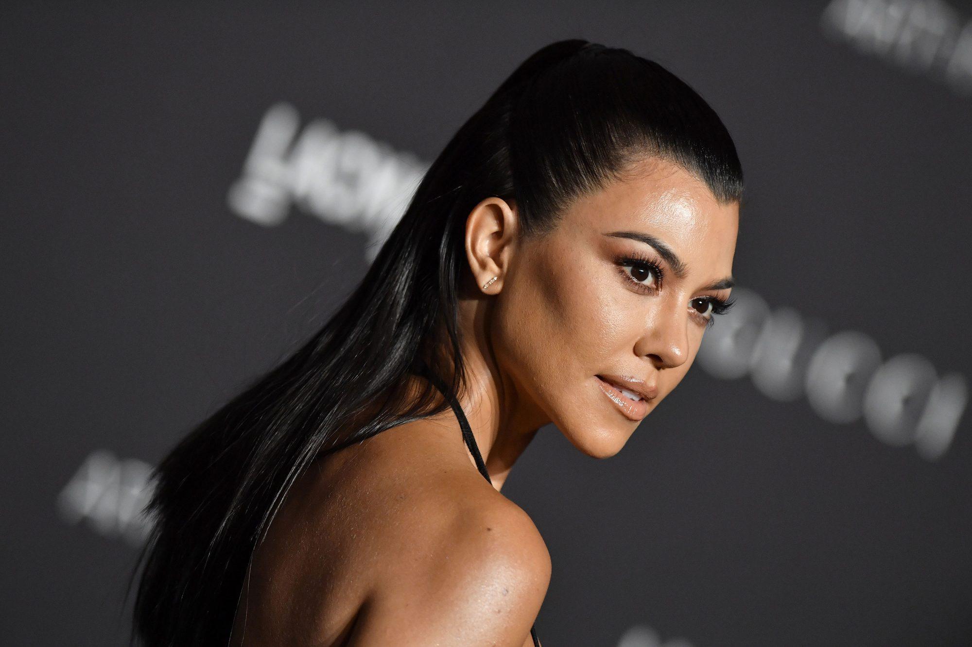 Kourtney Kardashian Net Worth 2020, Bio, Career, Family