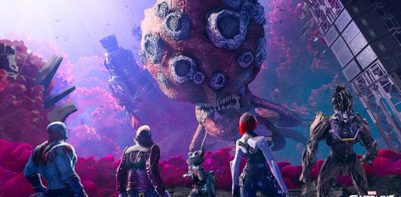 'Guardians of the Galaxy' is more 'Deus Ex' than 'Avengers