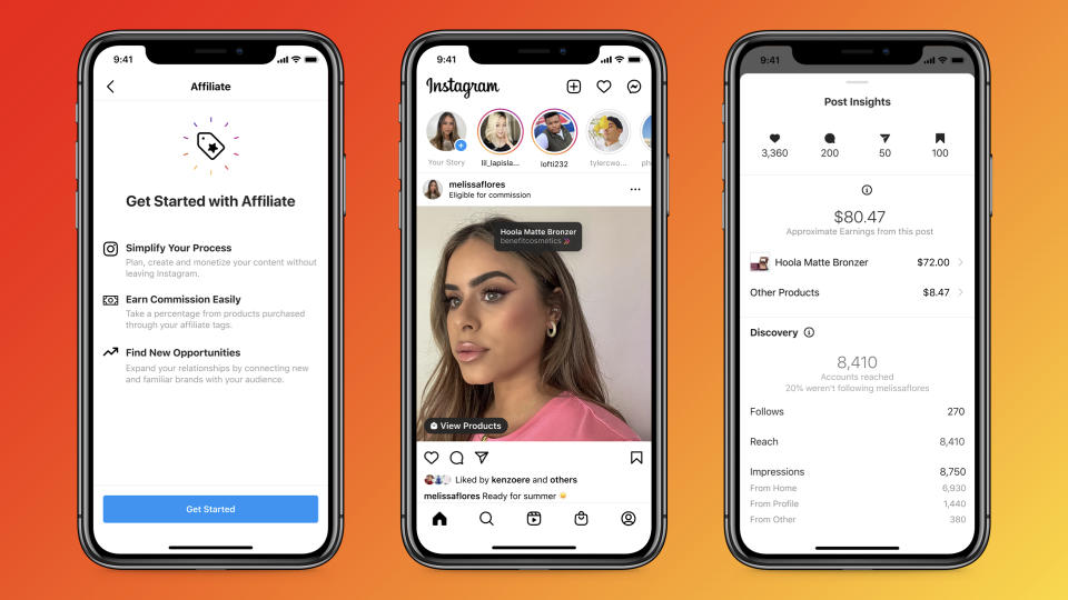 Facebook offers 'extra cash' for more flowing creators