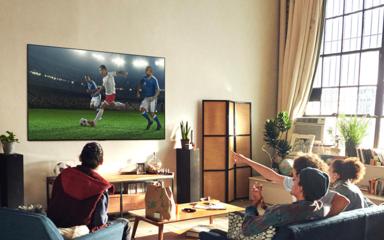FuboTV sports-centric streaming service comes to LG webOS smart TVs