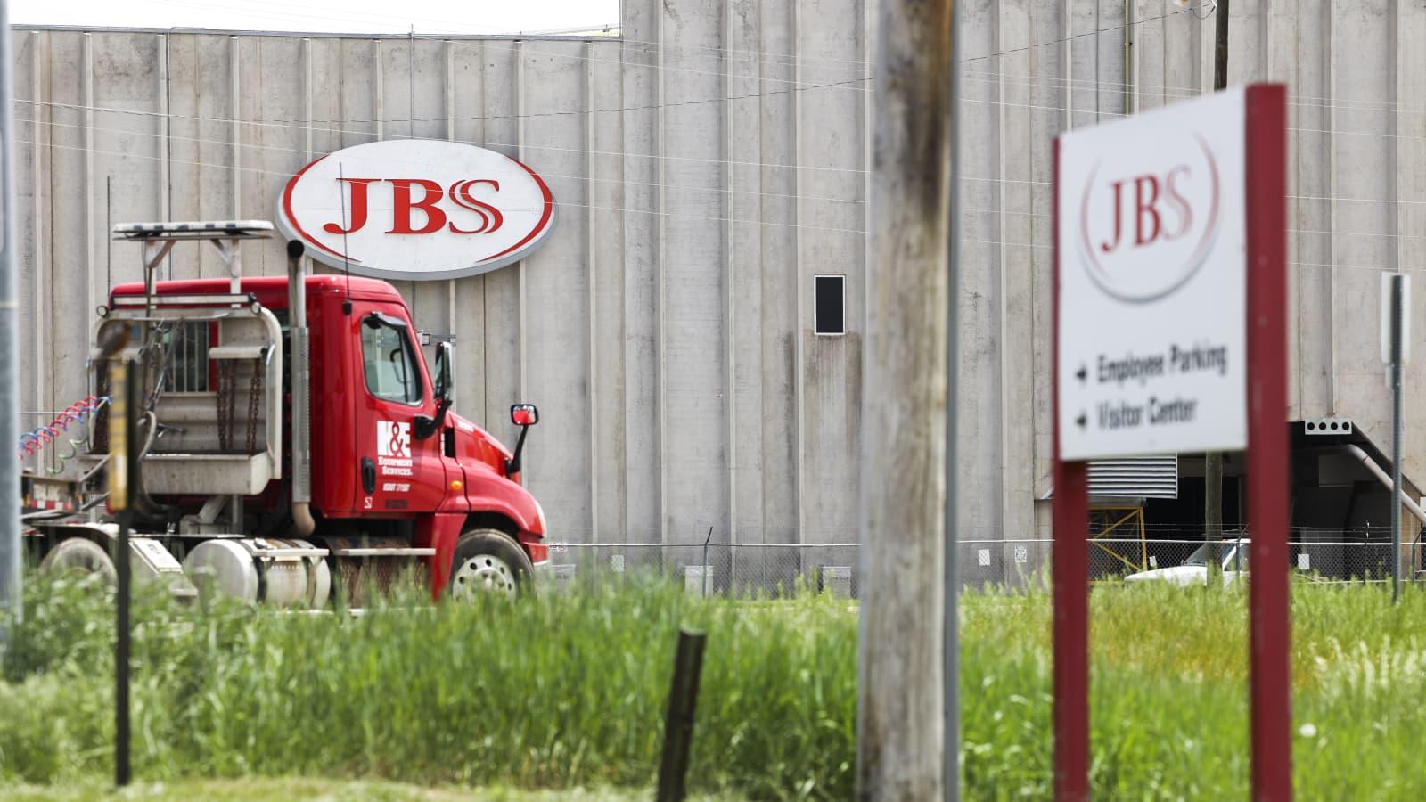 JBS Meat Supplier Pay $ 11 Million to Ransomware Striker