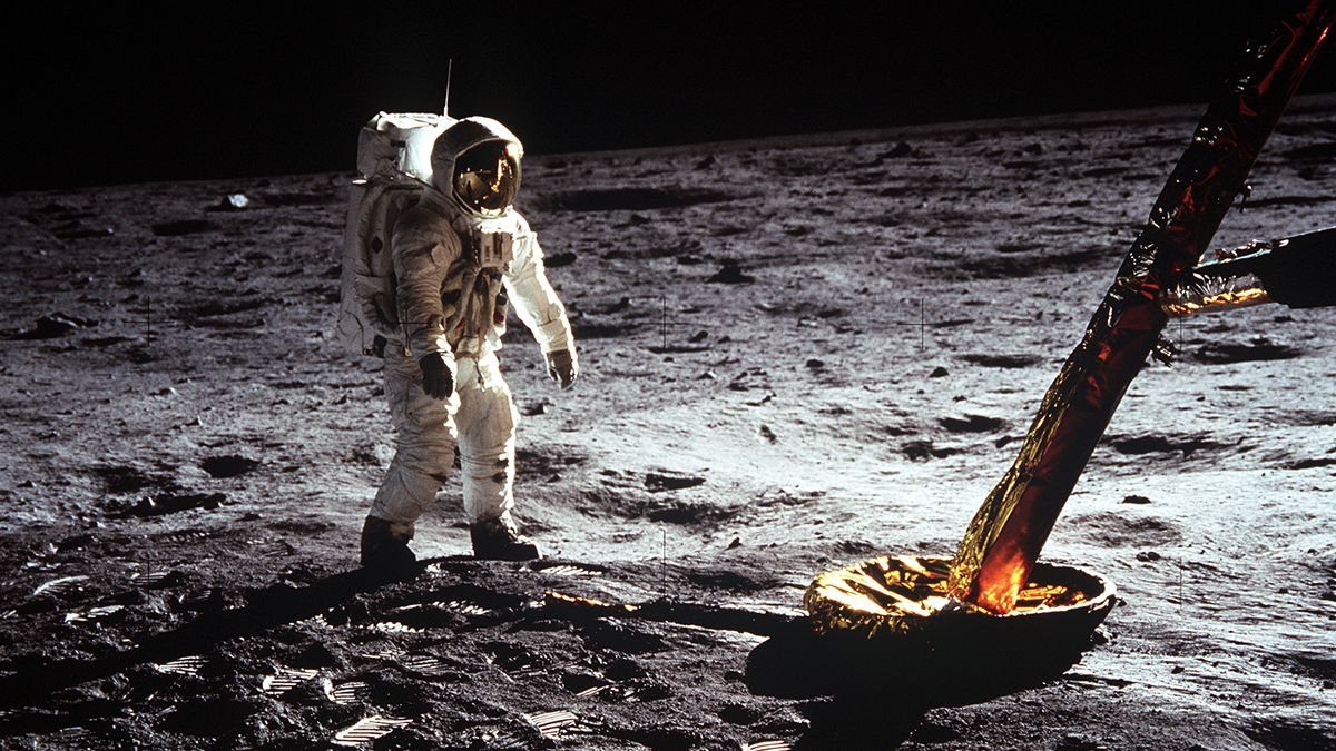 NASA said lunar dust was a big problem, but was working on a solution