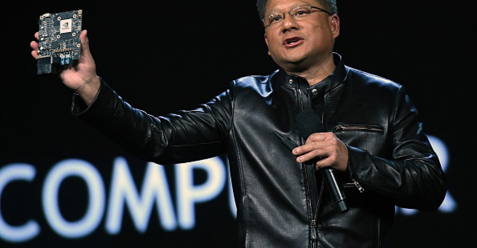 Nvidia CEO 'Confident' $ 40 Billion Arm of Agreement Will Continue