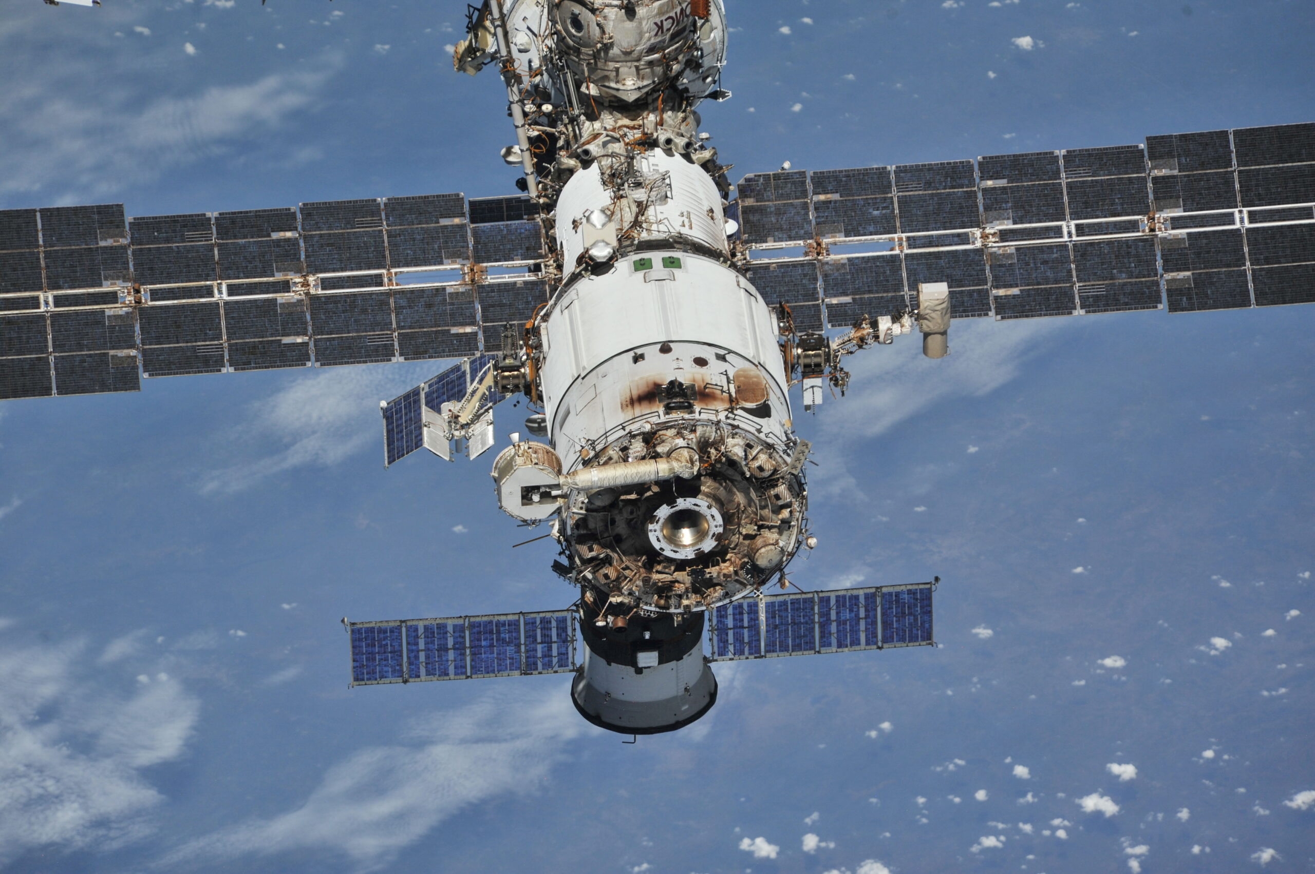 Out Russian ISS can produce a new space race