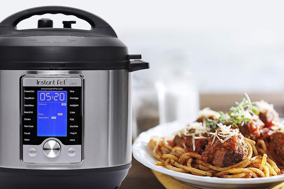 Ultra stove instant pot is 50 percent on Amazon for Memorial Day