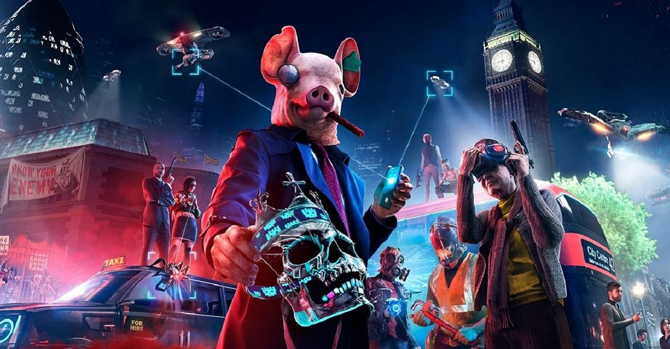 Zombies will soon attack 'Watch Dogs: Legion'